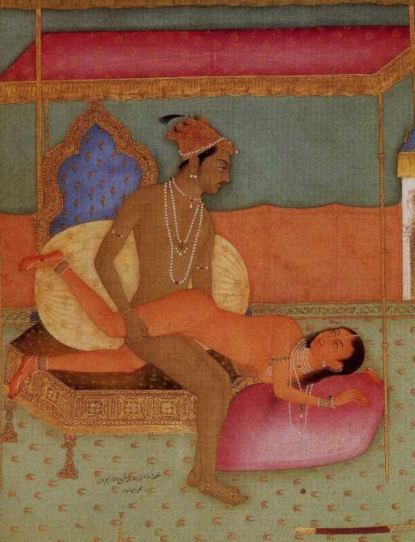 Древний секс в индийе