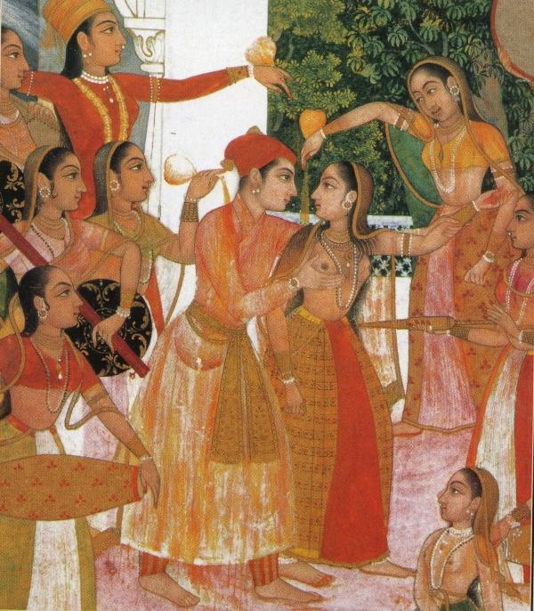 Индийское секс камасутра