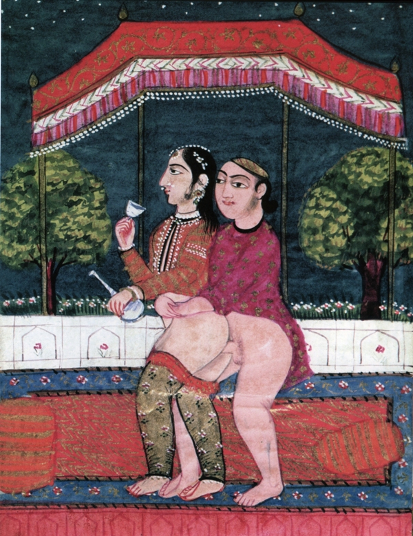 Erotic indian love story