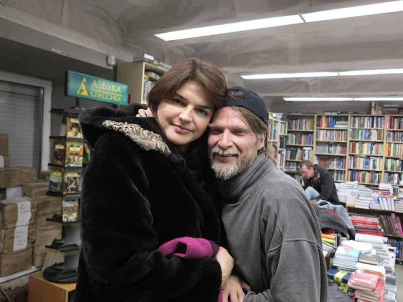 С Марией Раздорской