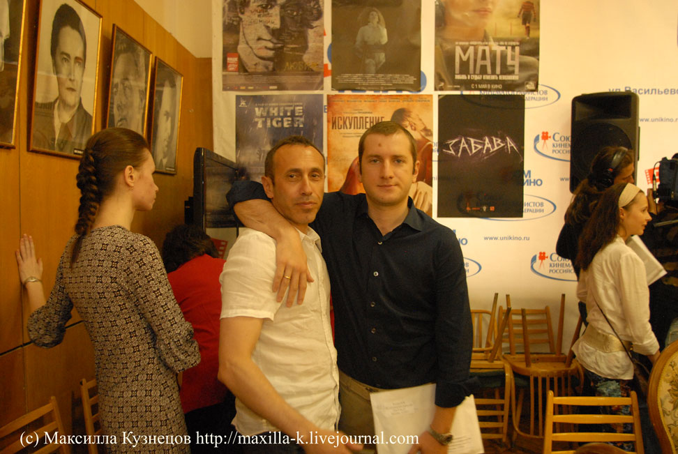 Гигинеишвили и Островский