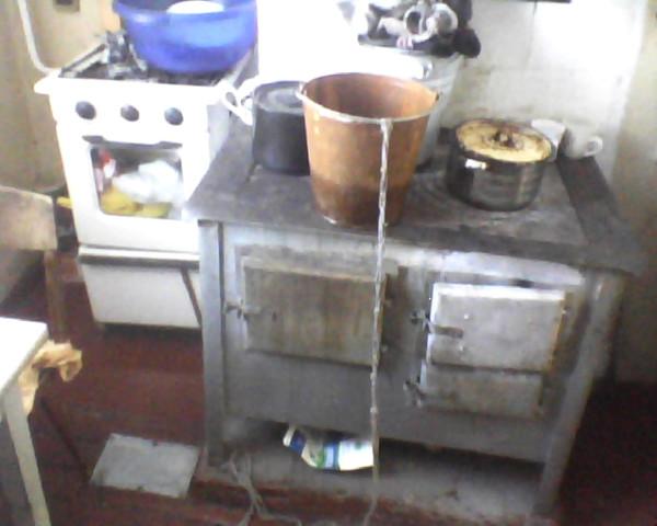 плита и печка