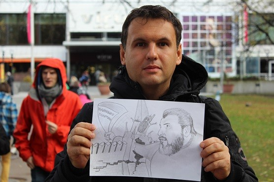 Свободу Борису Стомахину