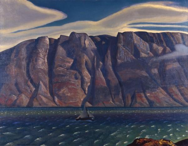 Шквал. Гренландия