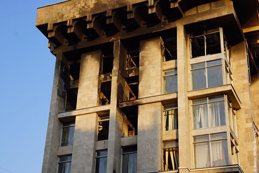 12 Киев Профспилки