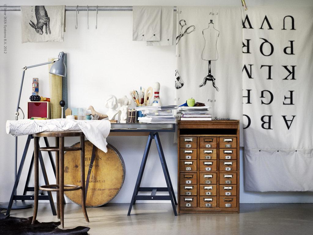 Ikea Apartment Ideas
