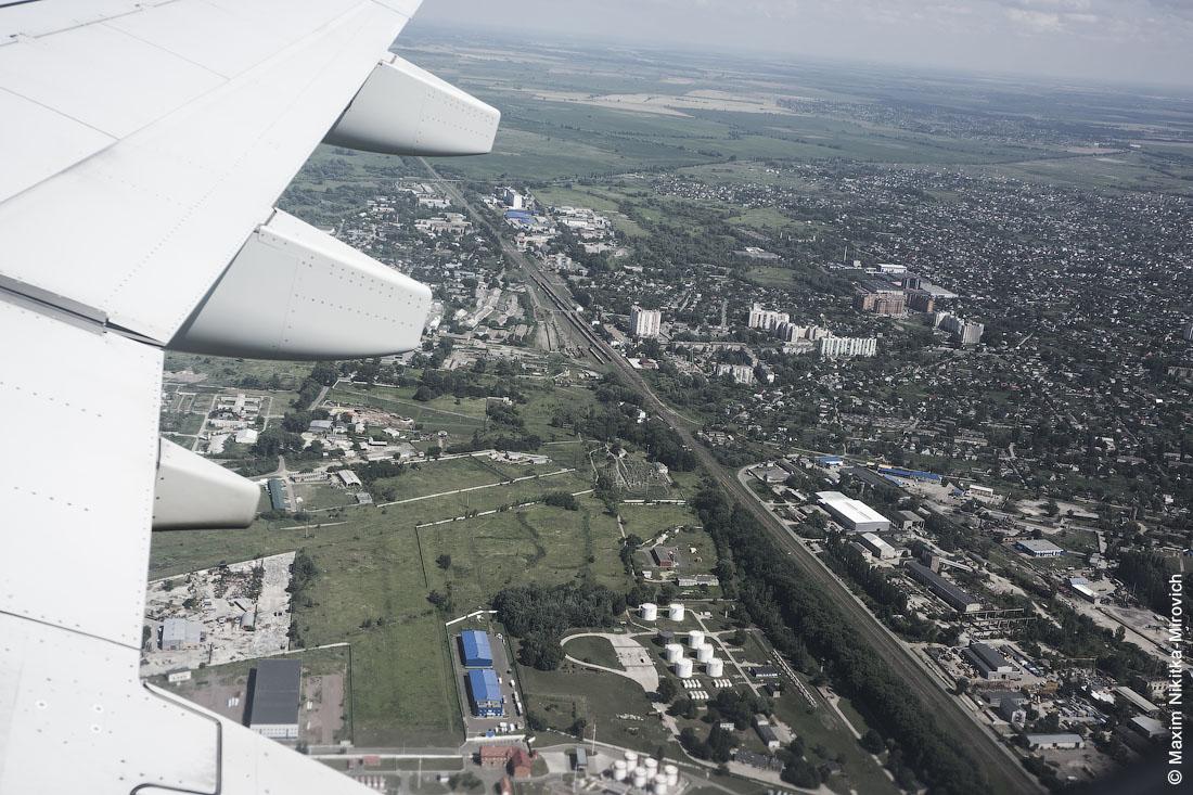 Авиаперелеты между Украиной и Россией остановлены.