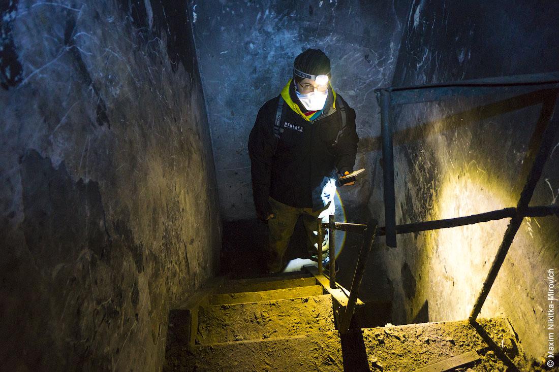 Анонс серии постов про ядерные шахты.