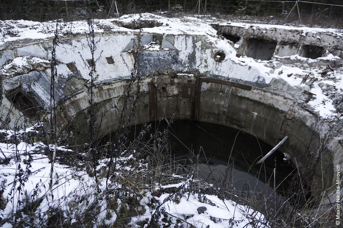 Заброшенные места СССР Ракетный комплекс «Двина»