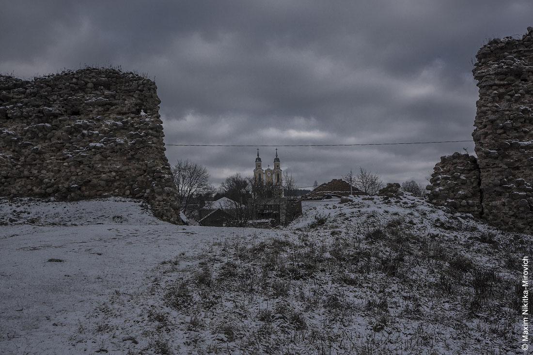 Что стало с Кревским замком?