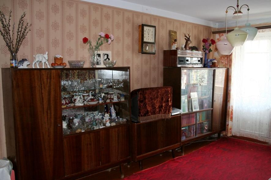 Советский интерьер квартиры