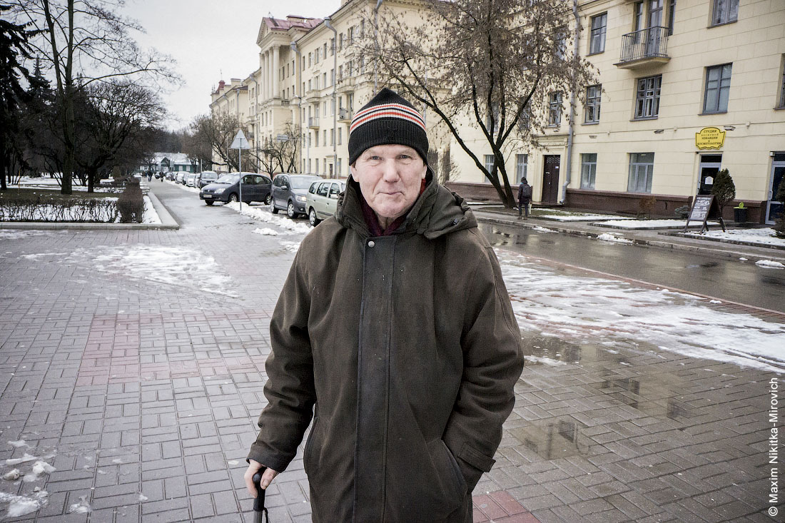 Как живут белорусские ликвидаторы Чернобыля.