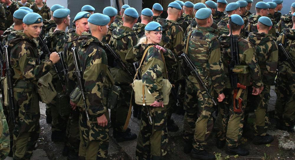 Нужна ли Беларуси профессиональная армия?