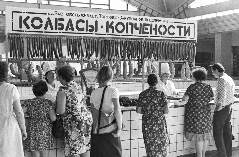 Миф о советских ГОСТах.