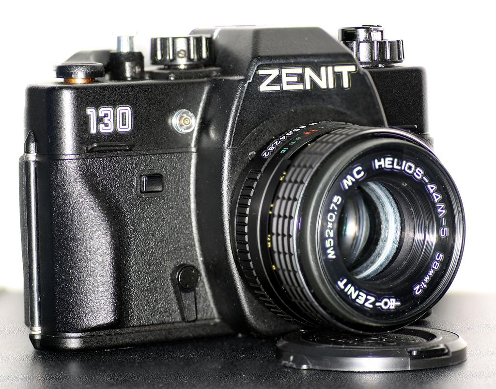 Мой первый фотоаппарат.