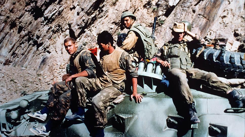 Интервью про Афганистан.
