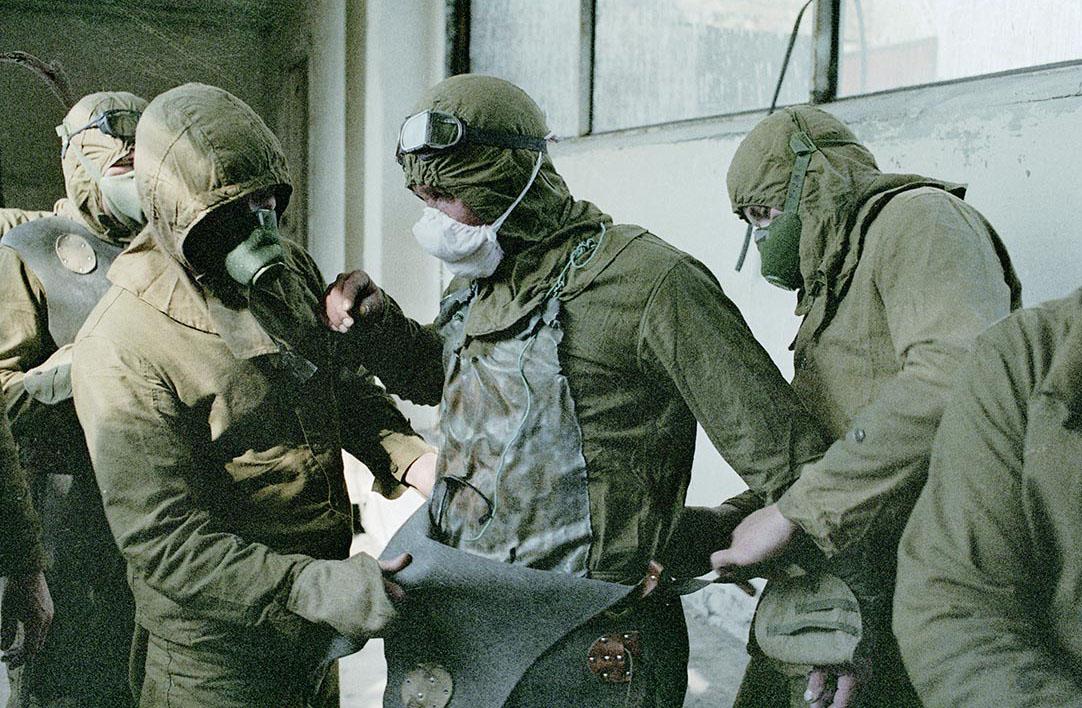«Крышные коты» Чернобыля.