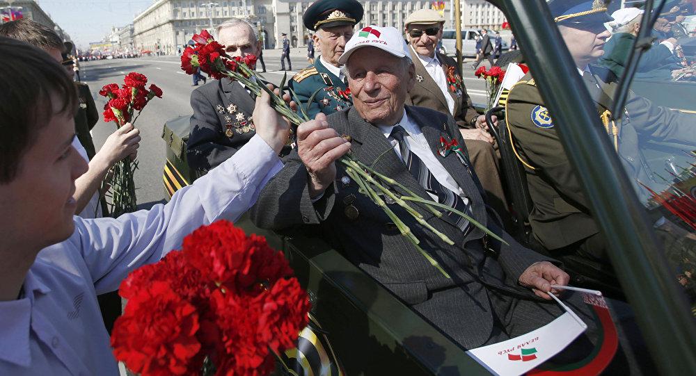 Минск без парада.