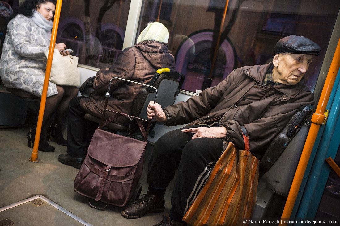 Как живут белорусские пенсионеры.