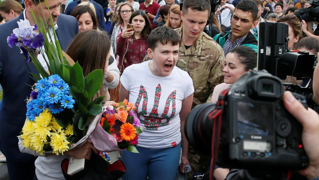 Как вы относитесь к Савченко?