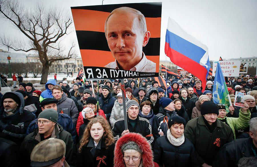 Согласны ли вы на «объединение» с Россией?