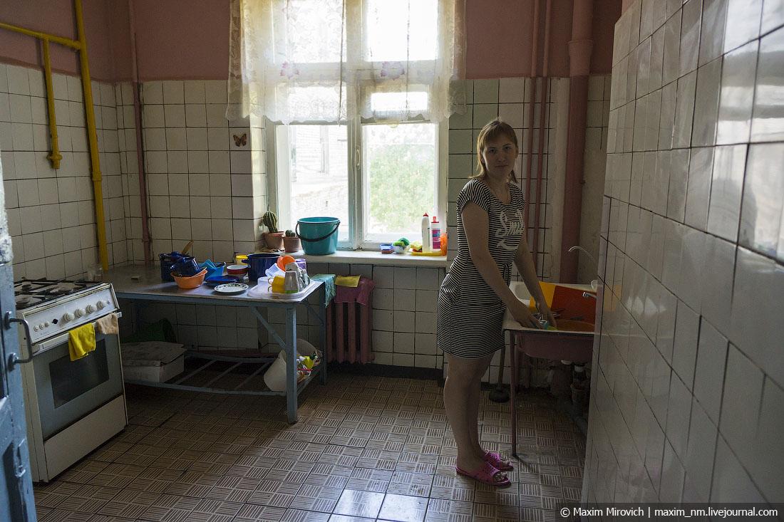 фото из женского общежития наличии широкий