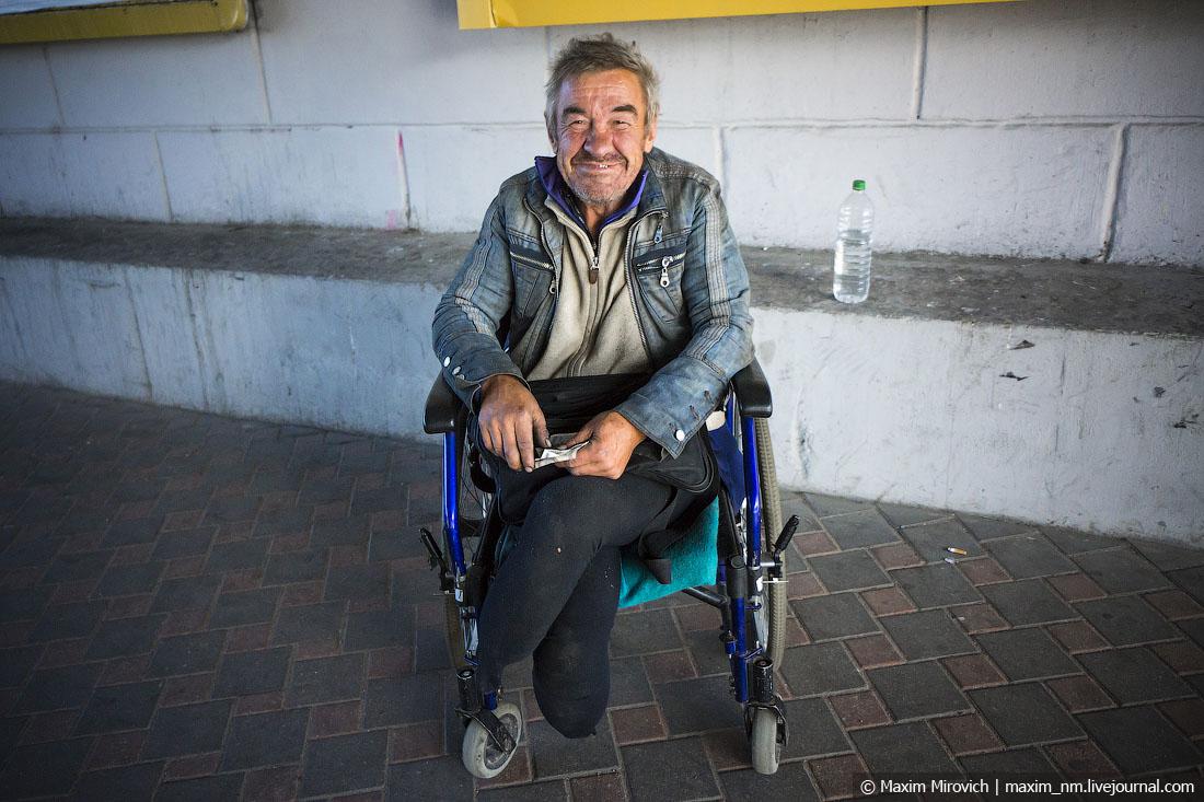 Как живут белорусские инвалиды-колясочники.