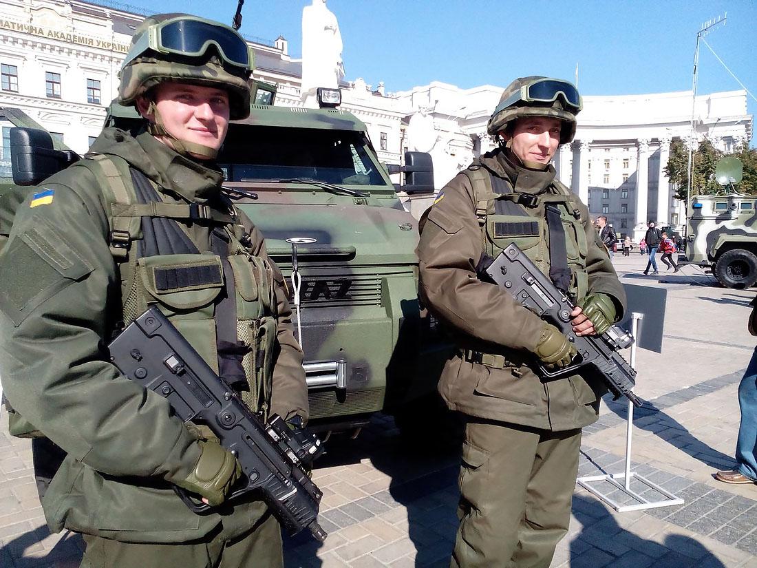 Что сейчас происходит в Украине.