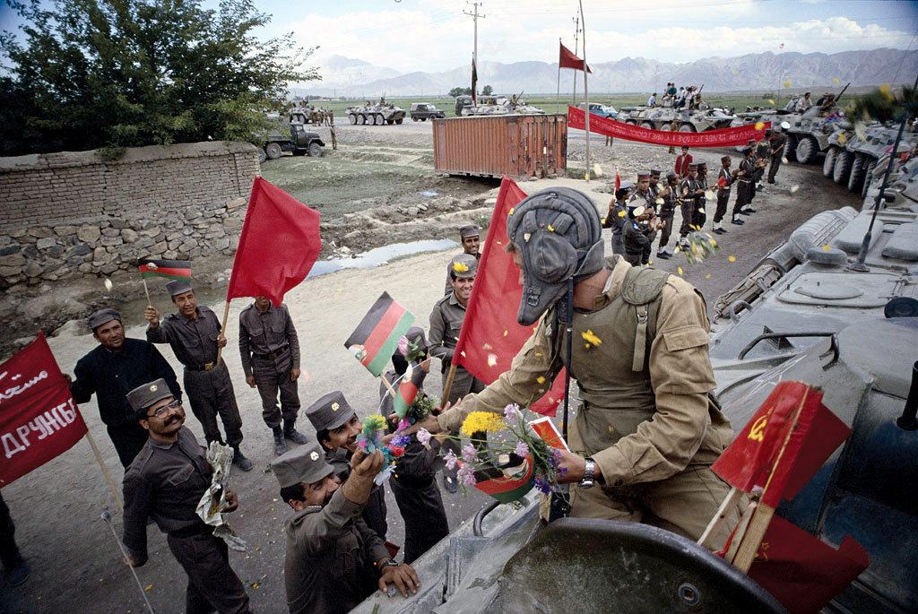 Афганистан —как это было (цветные фото).