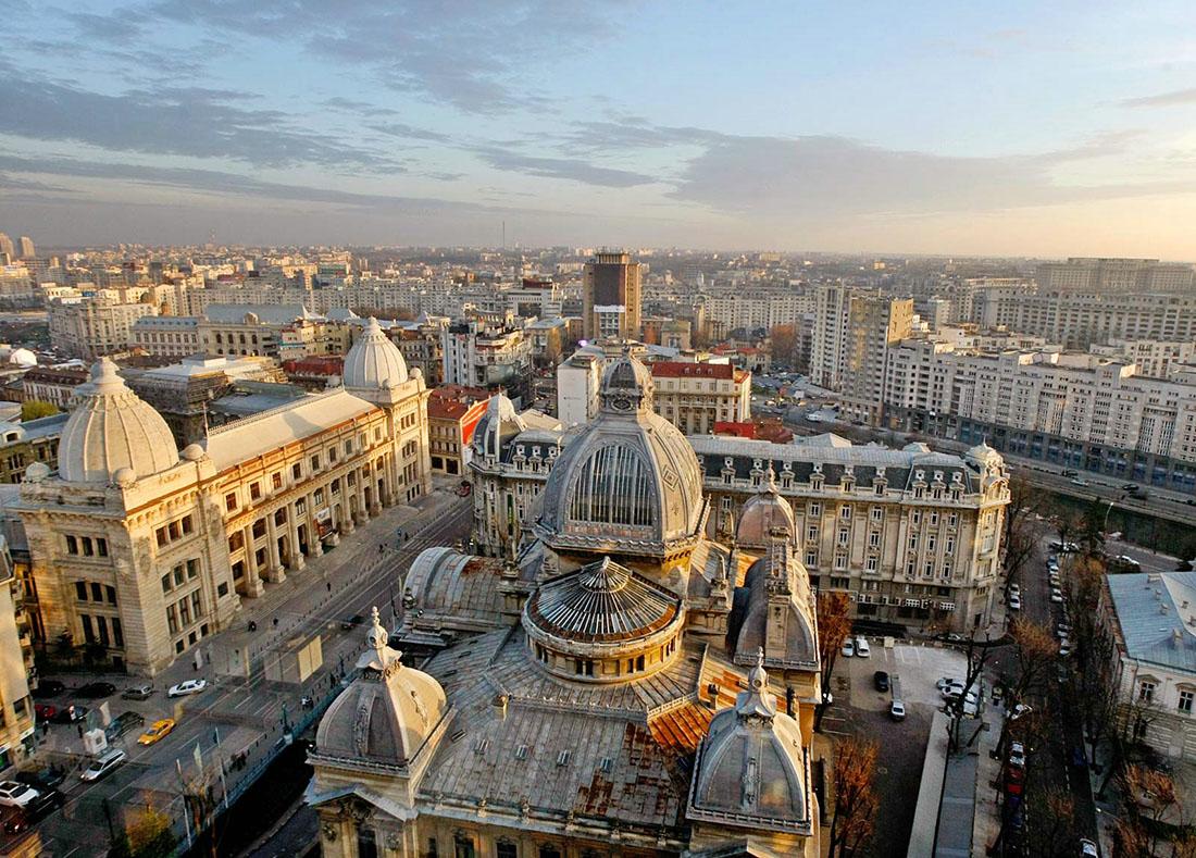 Что посмотреть в Бухаресте и Берлине?