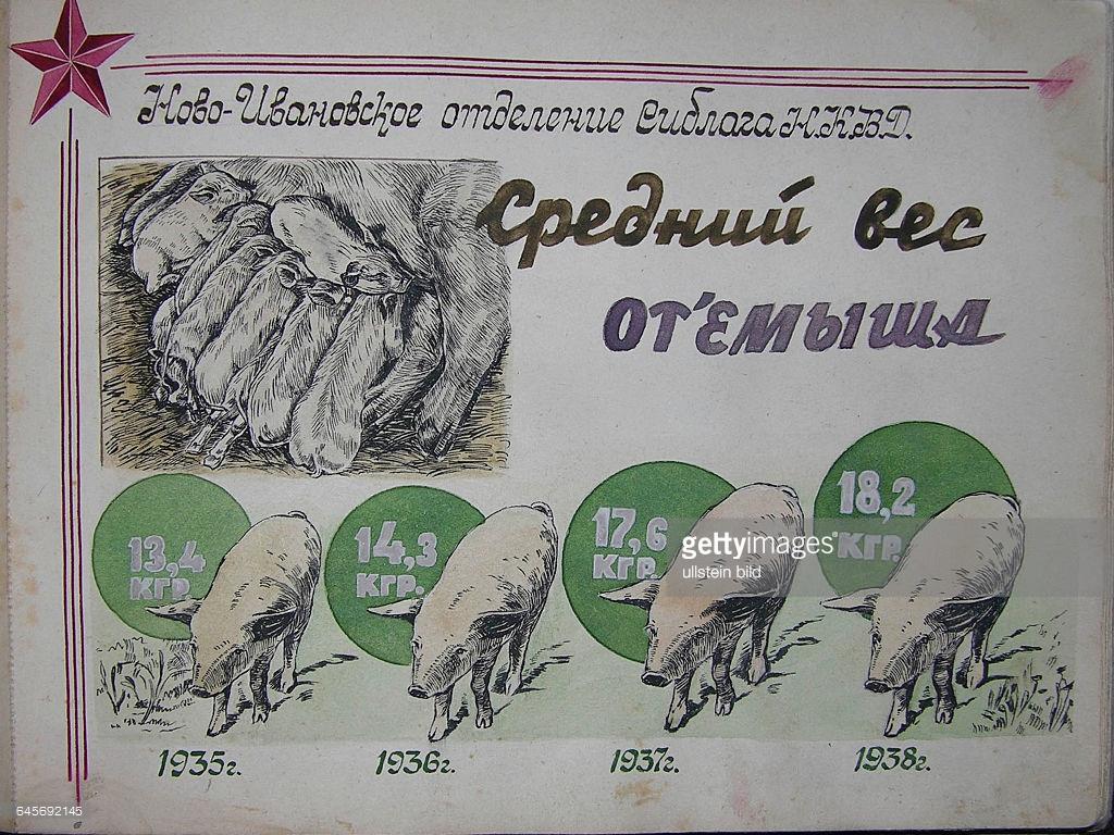 Трудовое рабство в СССР (только факты).