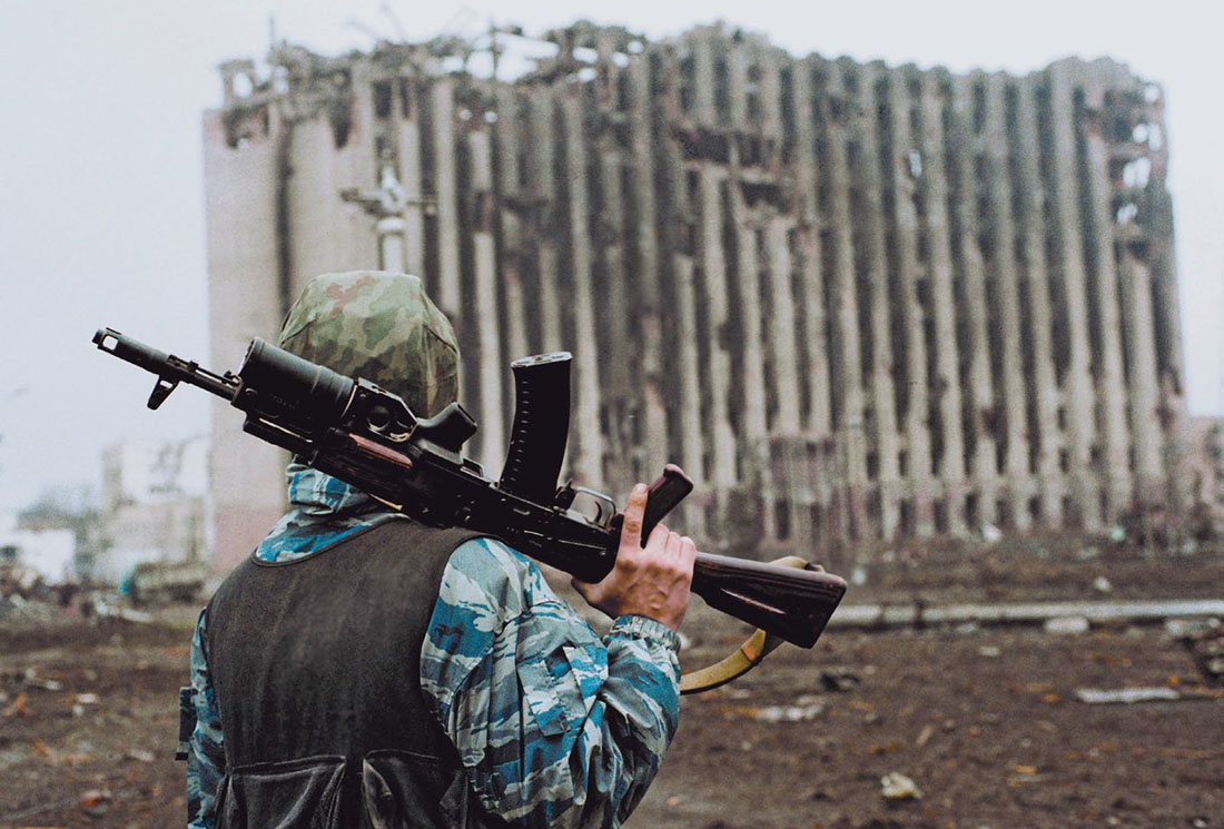 За что воевали в Чечне?