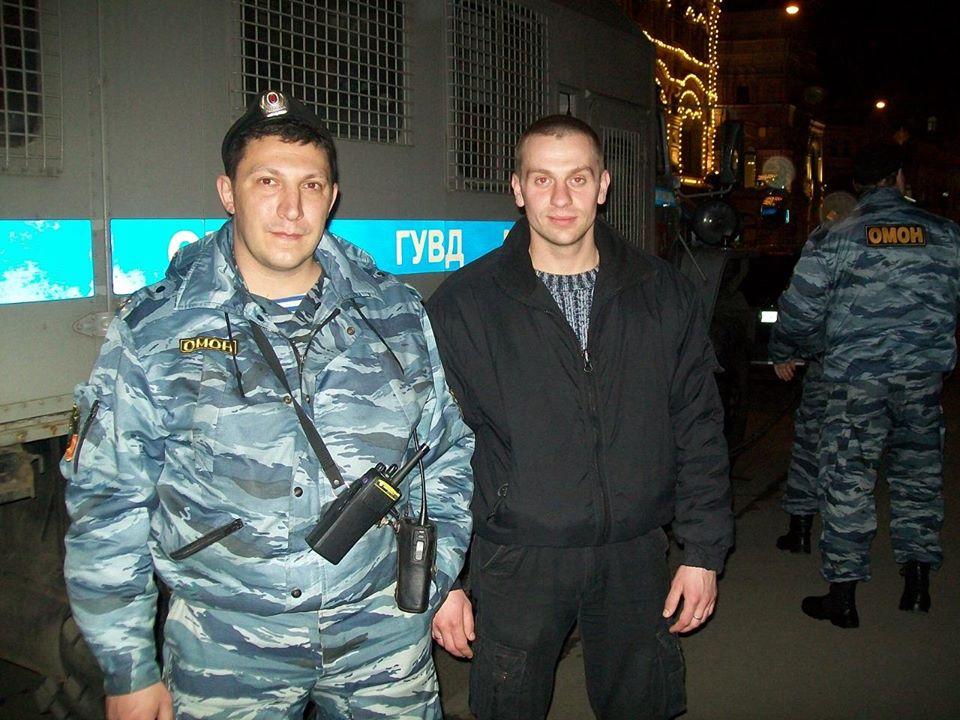 Белорусский ОМОН: «Жаль, что вам не 18. Мы бы вас сейчас...»