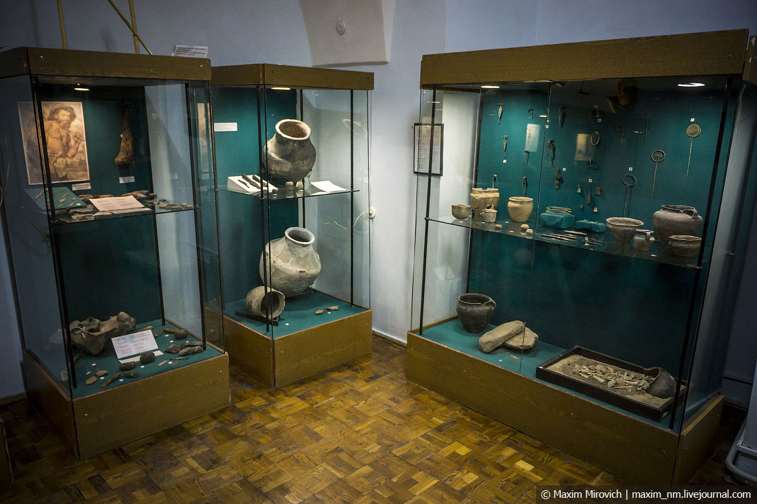 Музей в Новогрудке собирает деньги на ремонт, поможем?