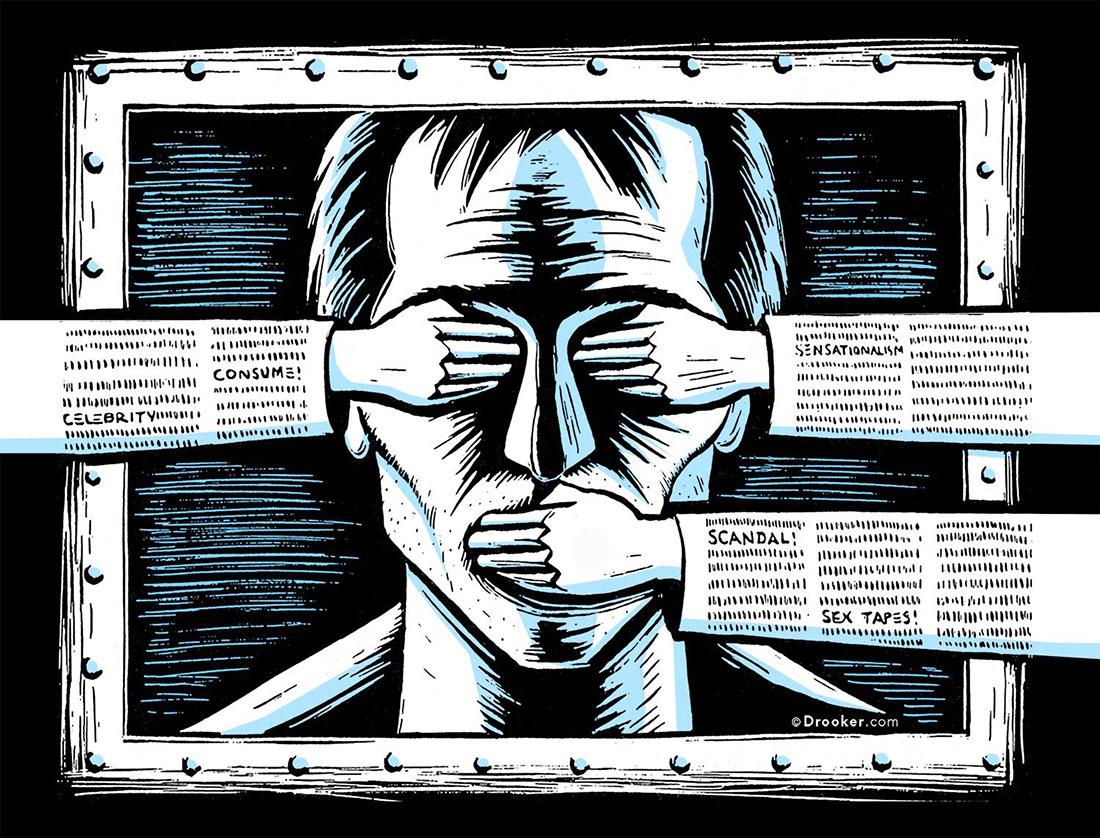 Цензура в интернете всё ближе.