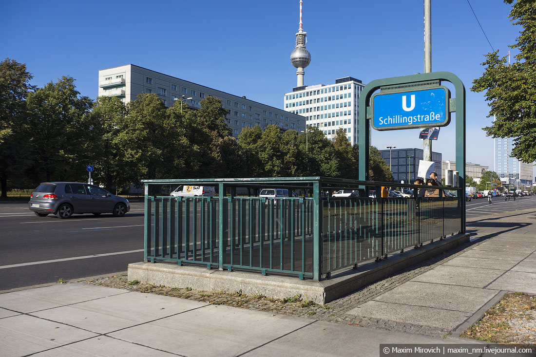 Берлин —идеальный город для жизни.