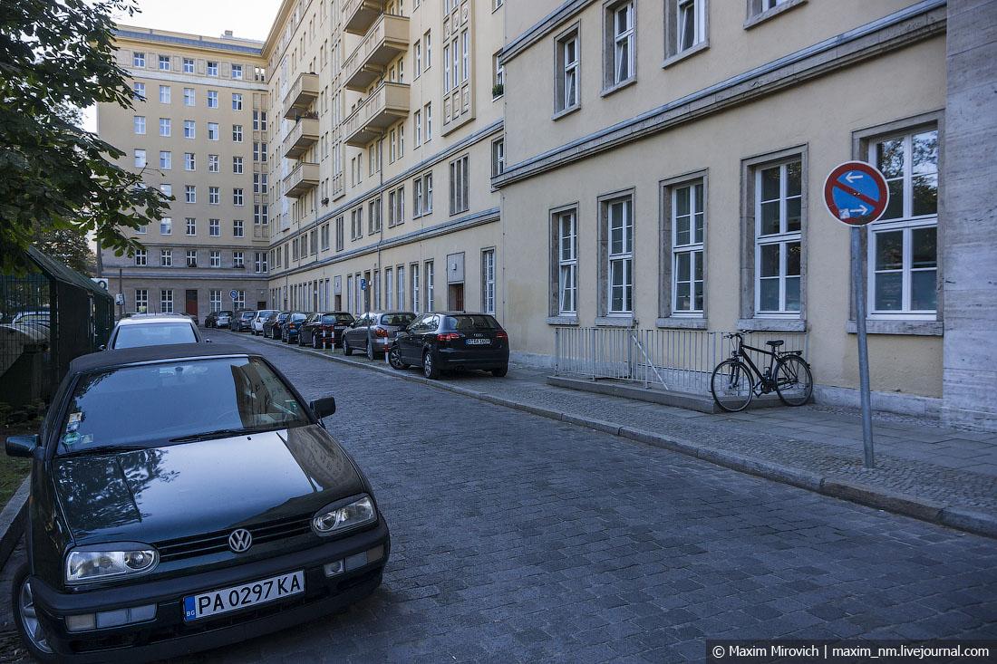 Идеальные дворы Берлина.