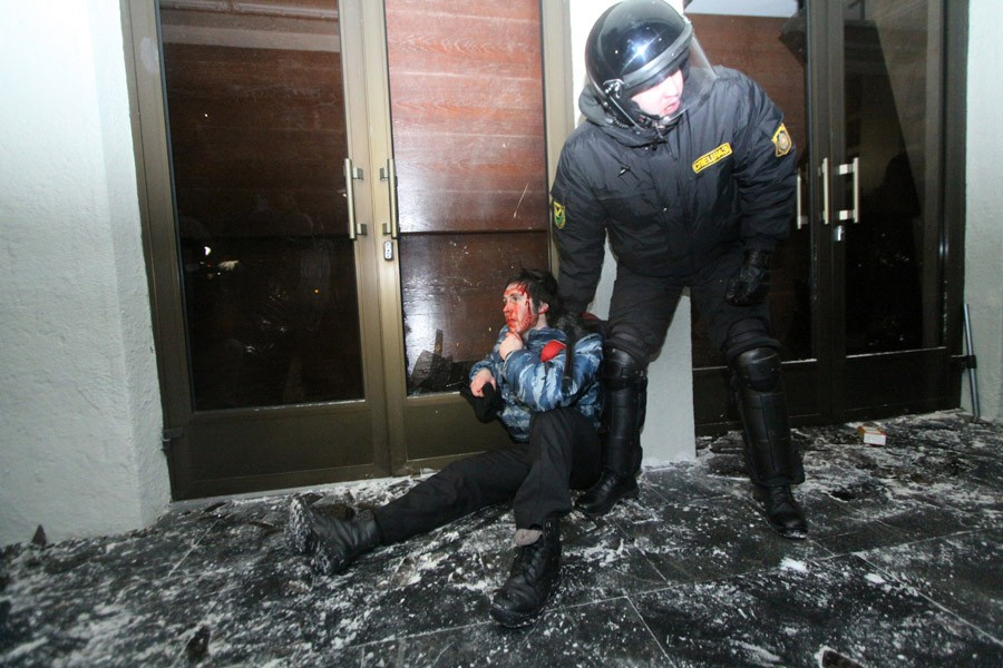 «Плошча-2010», как это было. история,Беларусь,Минск,диктатура,протесты