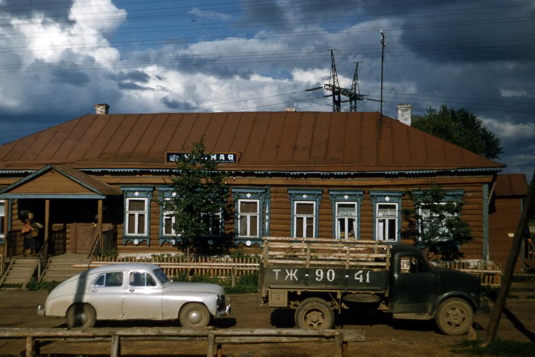 Правда про СССР 1950-х (без ретуши).