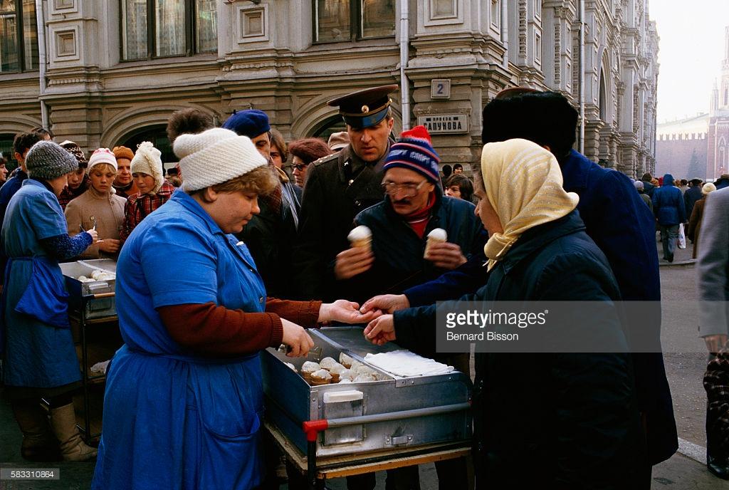 Тайна «вкусного мороженого» в СССР.