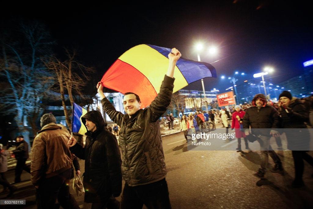 Майдан в Румынии победил.
