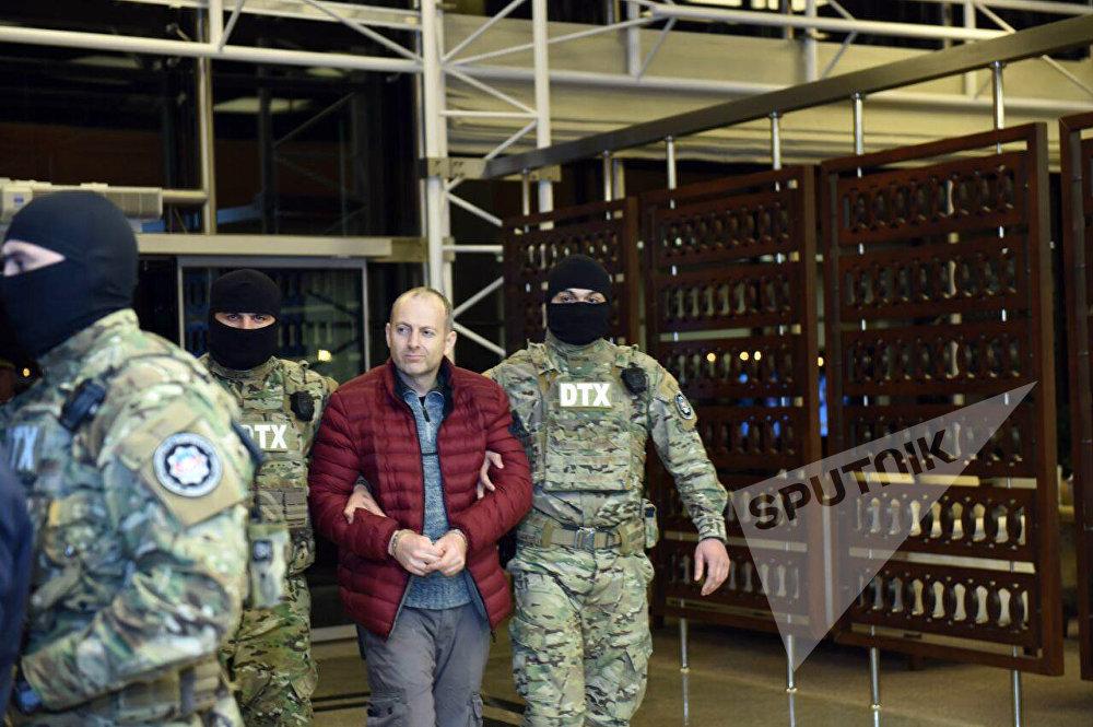 Как puerrtto в Азербайджан экстрадировали (фото, видео).