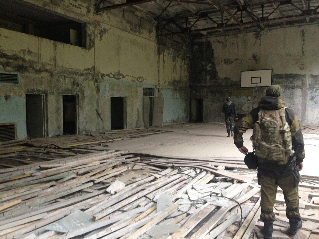 Сталкеры и «Нелегальный Чернобыль».