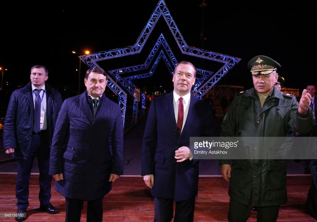 Просто праздник — Зимние военные игры в Сочи.