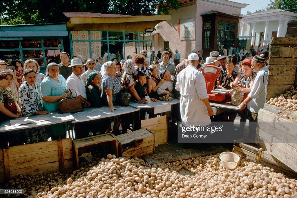 Чим насправді харчувалися в СРСР