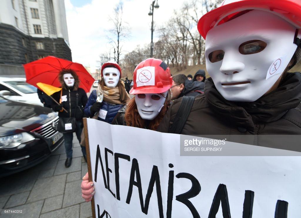 Легализация проституции — вы за или против?