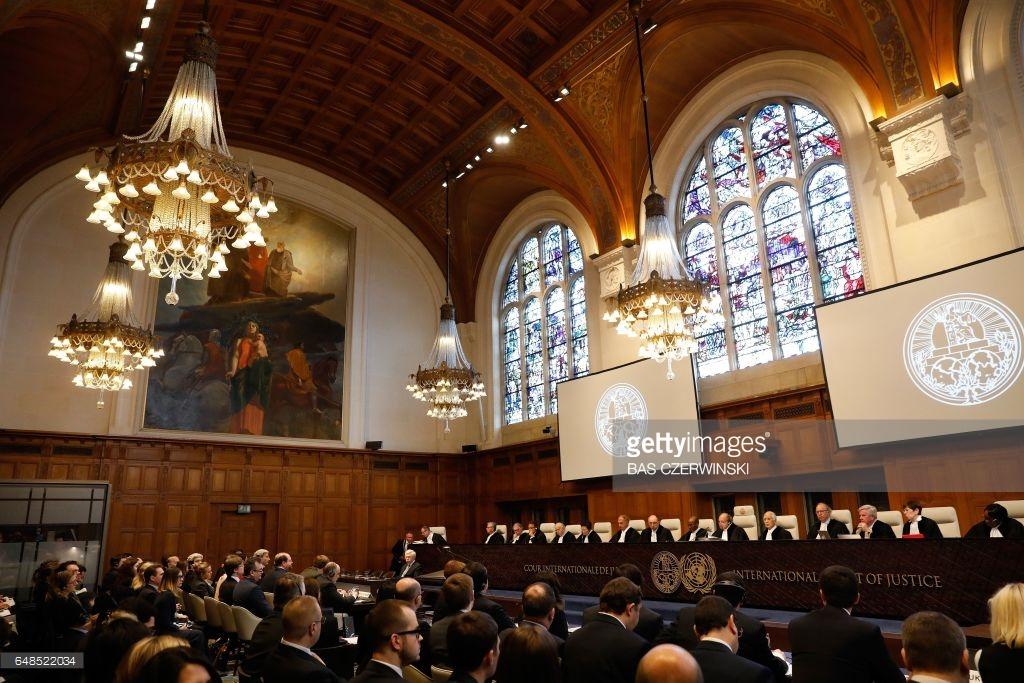 Гаагский Суд: Украина VS Россия.