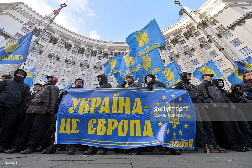 Почему россияне говорят «на Украине»?