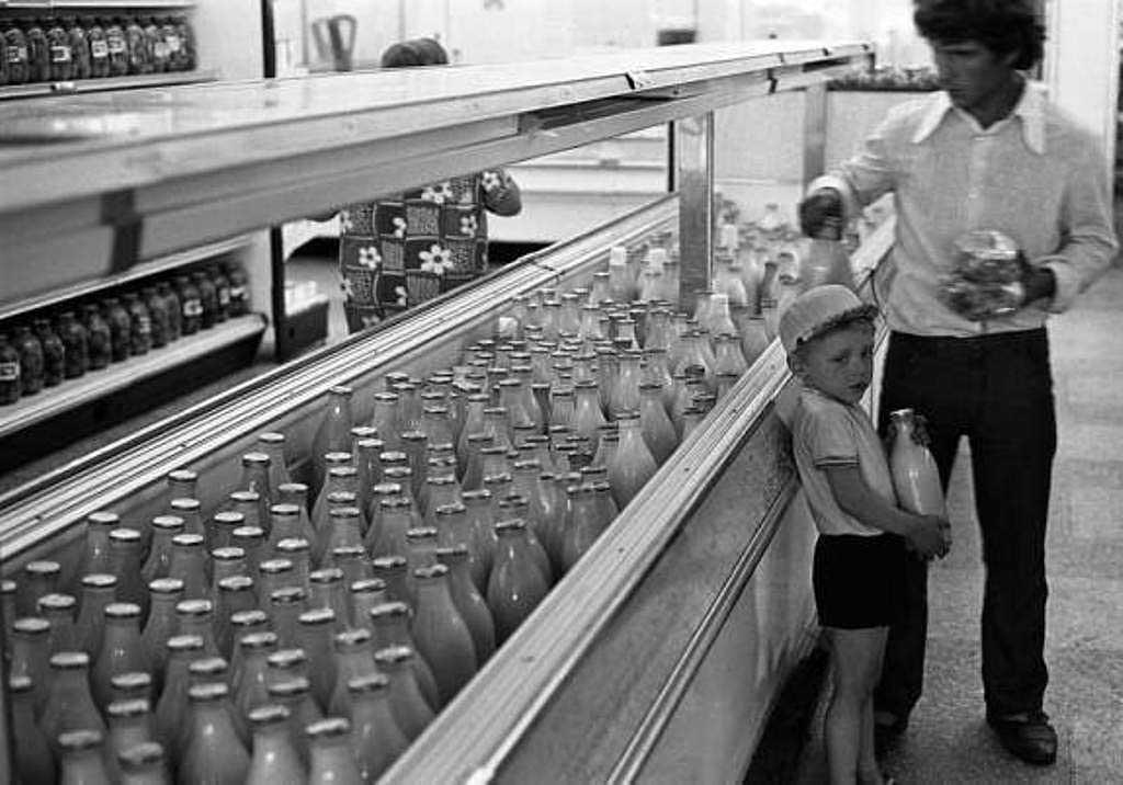 Зачем в СССР сдавали бутылки?