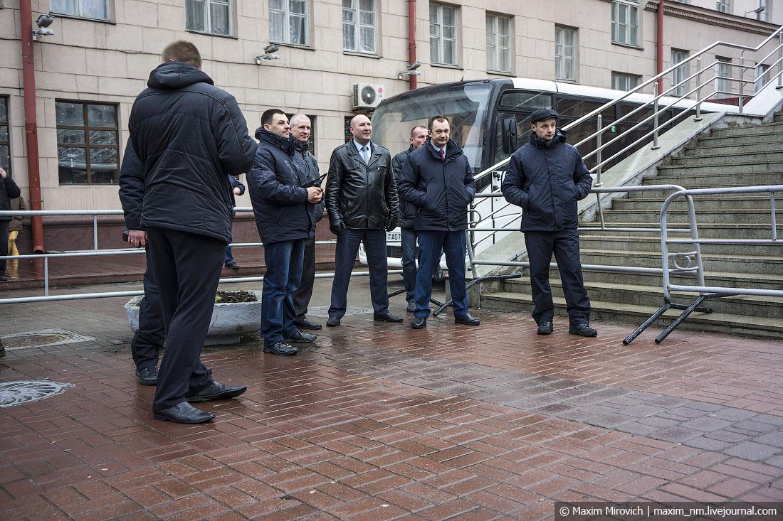 Вчерашний марш в Минске+жесткие задержания (фото).